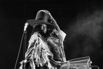 Erykah Badu at Austin City Limits 2021 Weekend 2
