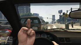 Grand Theft Auto VR