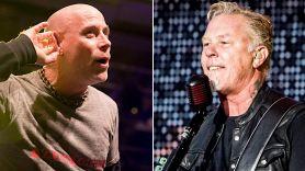 John Bush James Hetfield Metallica singer