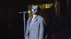 Kanye West Italian wedding