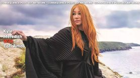 Kyle Meredith With Tori Amos, photo by Desmond Murray ocean to ocean