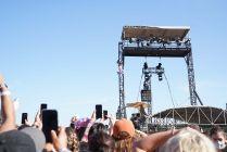 Machine Gun Kelly at Austin City Limits 2021 Weekend 2