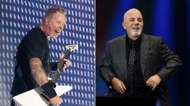 Metallica Billy Joel Vegas weekend