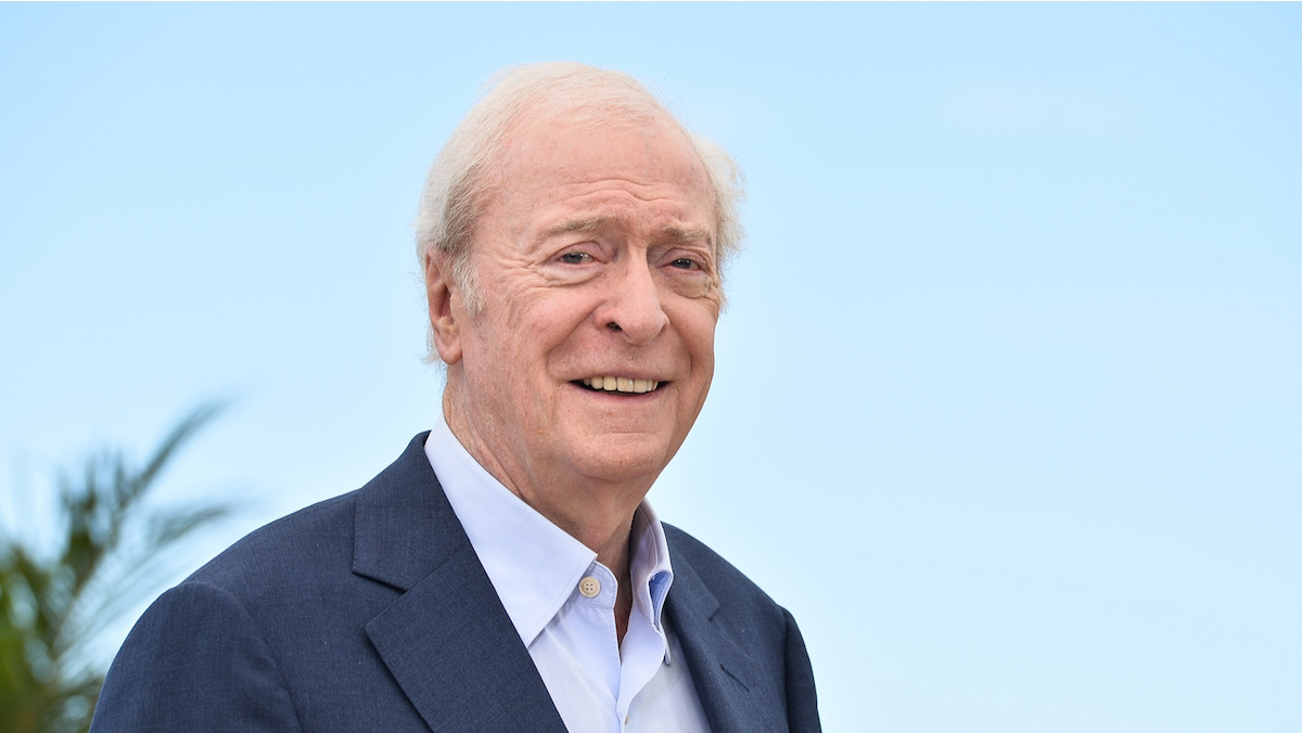 Michael Caine Says He's Not Retiring from Acting [Updated]