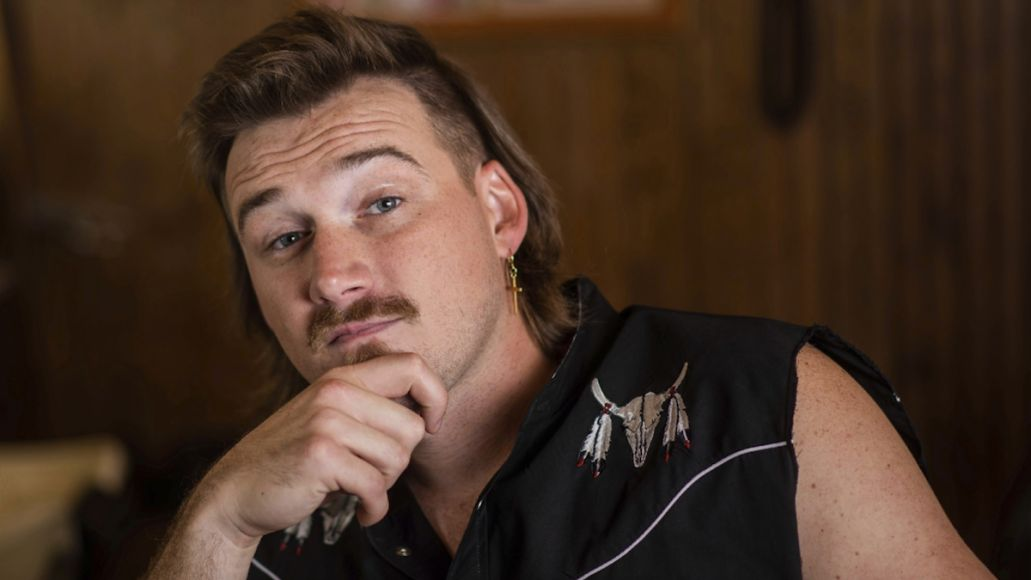 morgan wallen banned from cma awards still nominated for album of the year