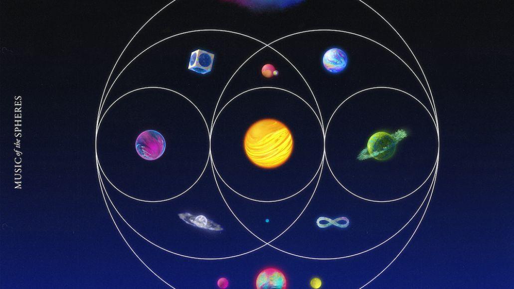 Ακούστε τον νέο δίσκο των Coldplay με τίτλο Music of the Spheres