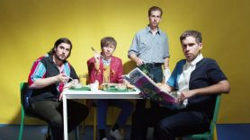 parquet courts new album sympathy for life stream