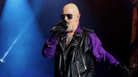 Rob Halford of Judas Priest cancer battle