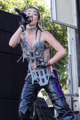 Samantha Sanchez at Austin City Limits 2021 Weekend 2
