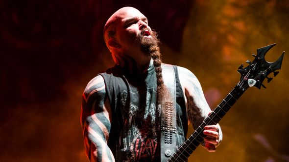 kerry king post slayer project fucking good