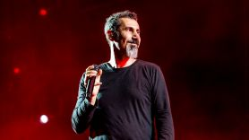 System of a Down live debuts