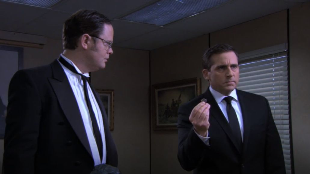 The Office Michael Scarn