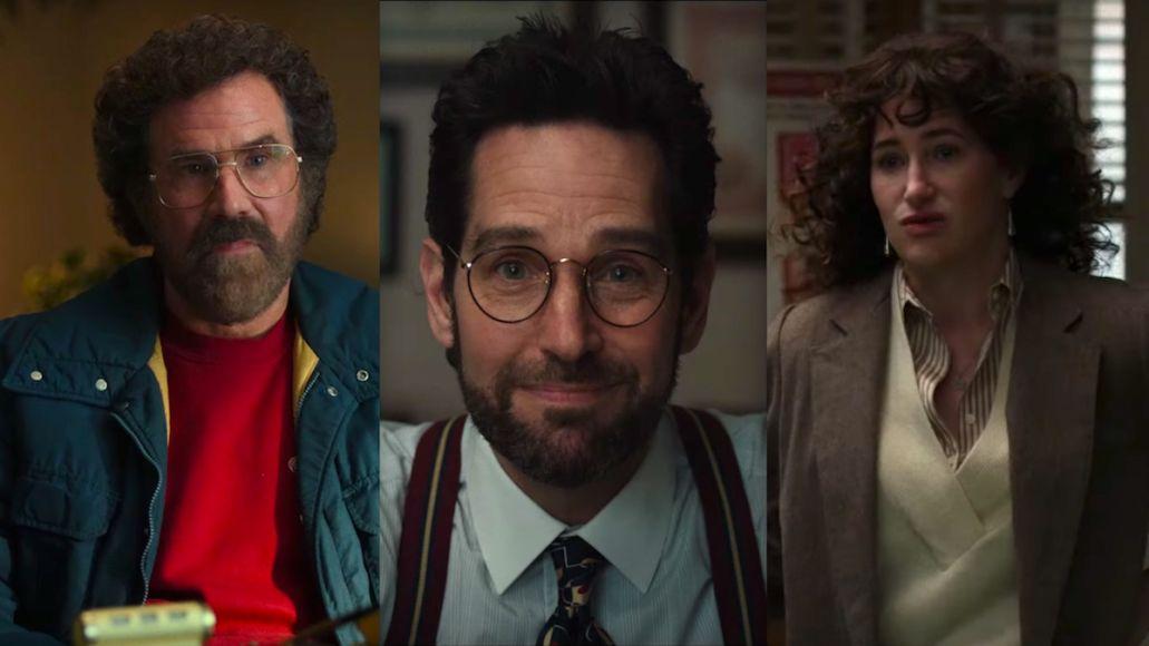The Shrink Next Door trailer Paul Rudd video Will Ferrell new TV show Kathryn Hahn limited series clip Apple TV+ dark comedy