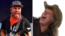 tom morello ted nugent friends