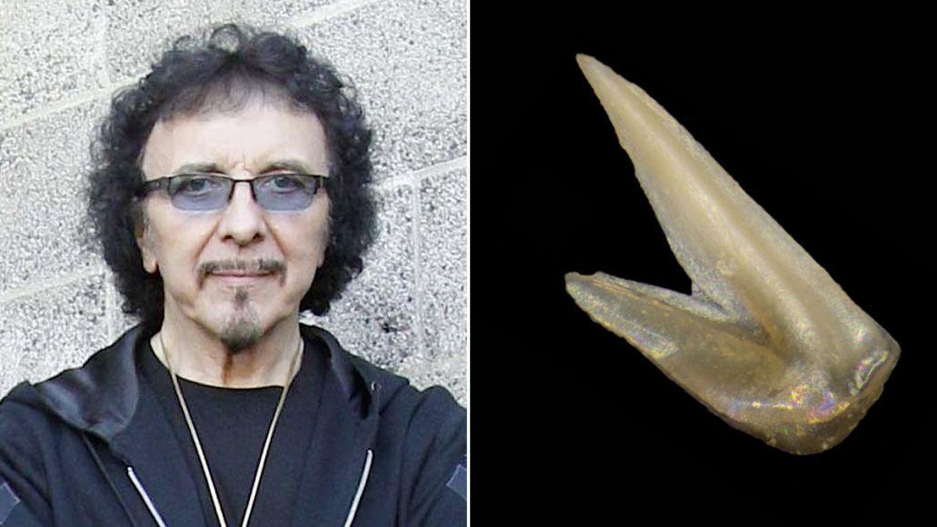 tony iommi black sabbath fossil