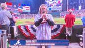 Travis Tritt National Anthem