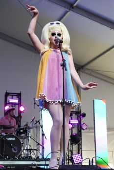 Trixie Mattel at Austin City Limits 2021 Weekend 2