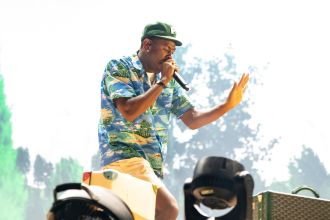 Tyler the Creator at ACL 2021 Day 3