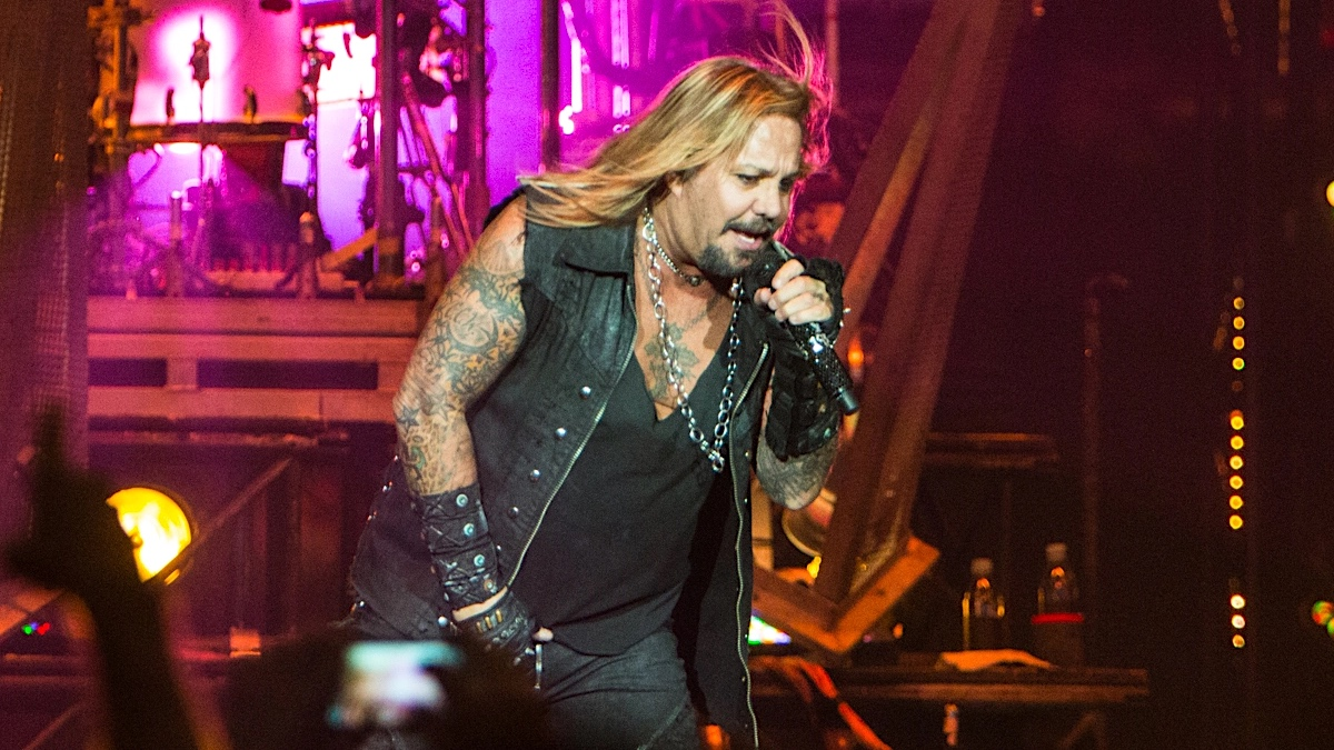 Vince Neil Rushed to Hospital After Falling Off Stage