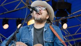 Wilco Don't Let Me Down cover The Beatles Dig a Pony stream song single Amazon music Jeff Tweedy, photo by Ben Kaye