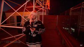 billie eilish jimmy kimmel live performance interview stream happier than ever finneas