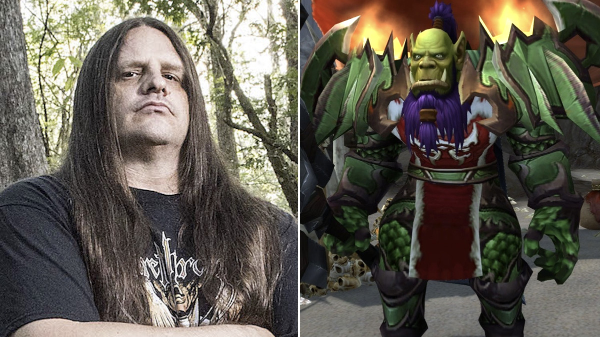 Corpsegrinder's Name Removed from World of Warcraft Character Due to Past Homophobic Remarks
