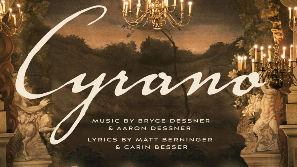cyrano soundtrack bryce aaron dessner matt berninger the national