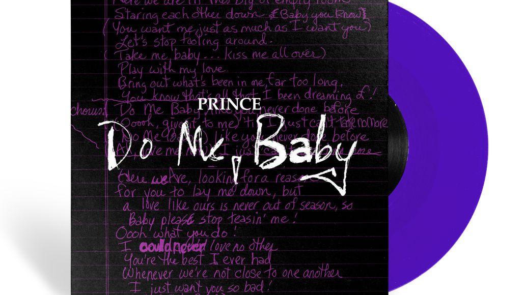 "prince do me baby demo stream cassette 7"" vinyl"