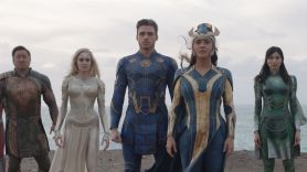 eternals review marvel cinematic universe movie chloe zhao
