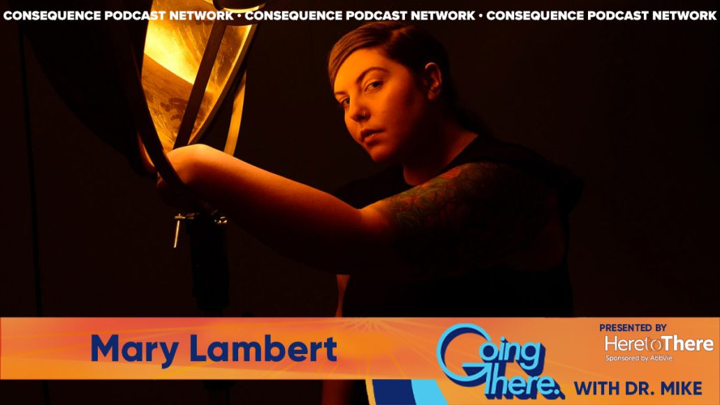going there with mary lambert biopolar disorder mental health podcast sponsored