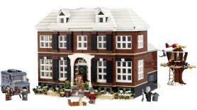 home alone lego set christmas present kevin house