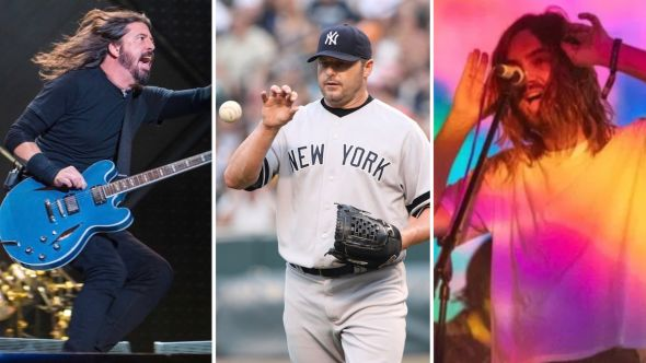 innings festival 2022 lineup music baseball foo fighters tame impala roger clemens st vincent my morning jacket