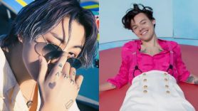 jungkook harry styles cover falling stream