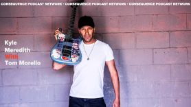 kyle meredith with tom morello the atlas underground fire solo album rage against the machine highway to hell