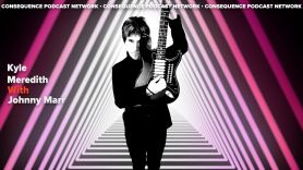 kyle meredith with johnny marr james bond no time to die