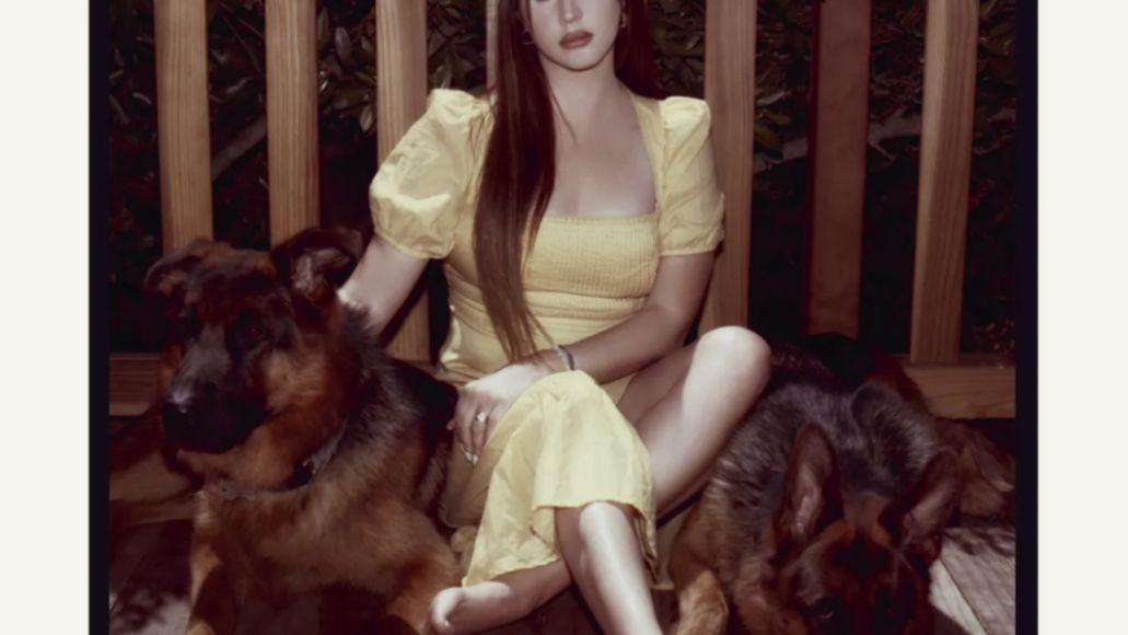 Η Lana Del Rey μοιράζεται το 8ο στούντιο άλμπουμ της με τίτλο Blue Banisters