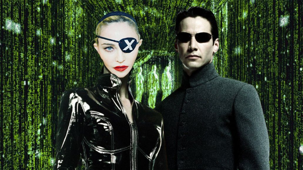 matrix madonna turned down role