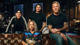 metallica masterclass how to be a band