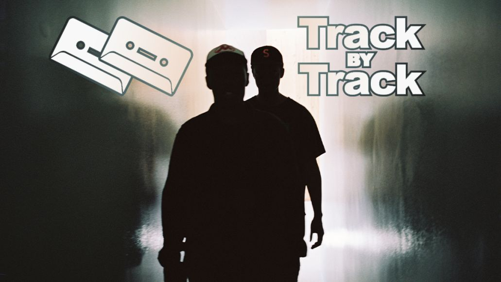 paris texas Red Hand Akimbo track by track stream