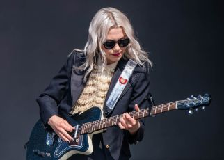 Phoebe Bridgers at ACL 2021 Day 1