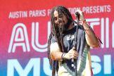 Skip Marley at ACL 2021 day 1