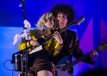 St Vincent at ACL 2021 Day 3