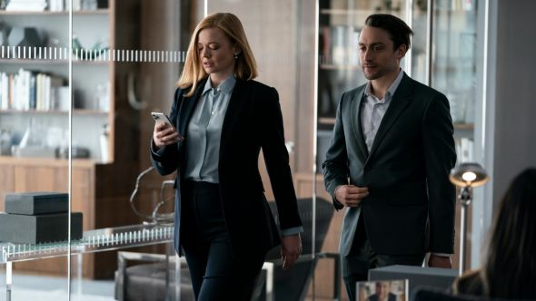 Succession Season 3 hbo review