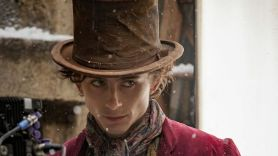 Timothee Chalamet Willy Wonka character quote interview Abbey Road recording studio