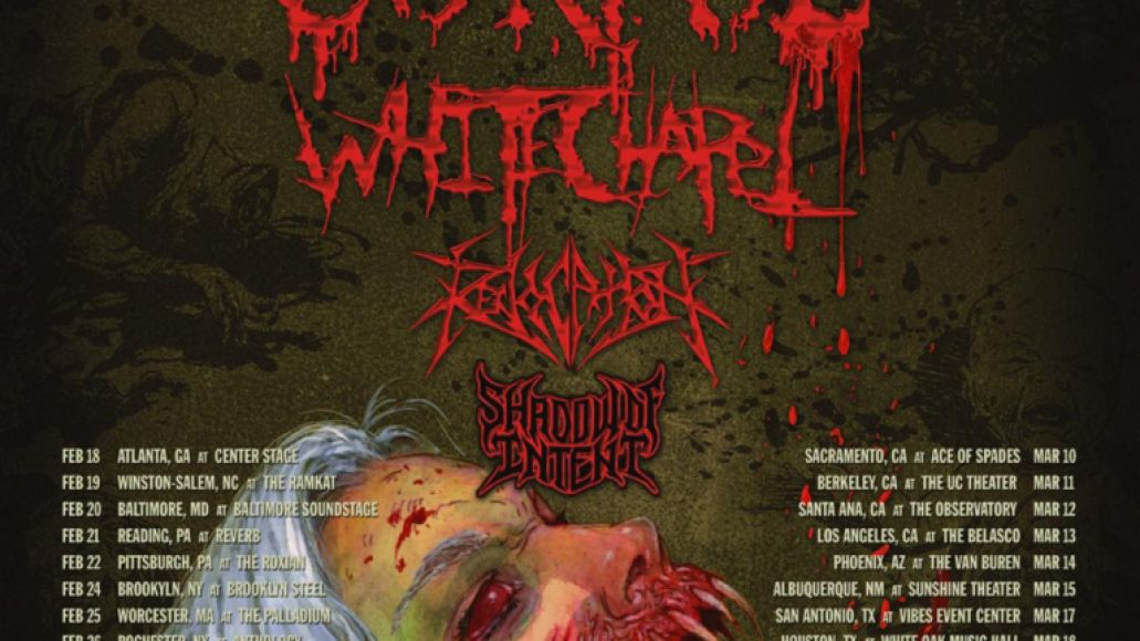 unnamed 42 Cannibal Corpse Announce Spring 2022 US Tour