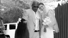 vin diesel paul walker daughter meadow wedding walk down the aisle